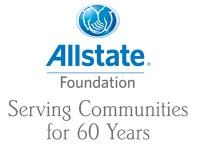 Allstate 60 Year Anniversary Logo